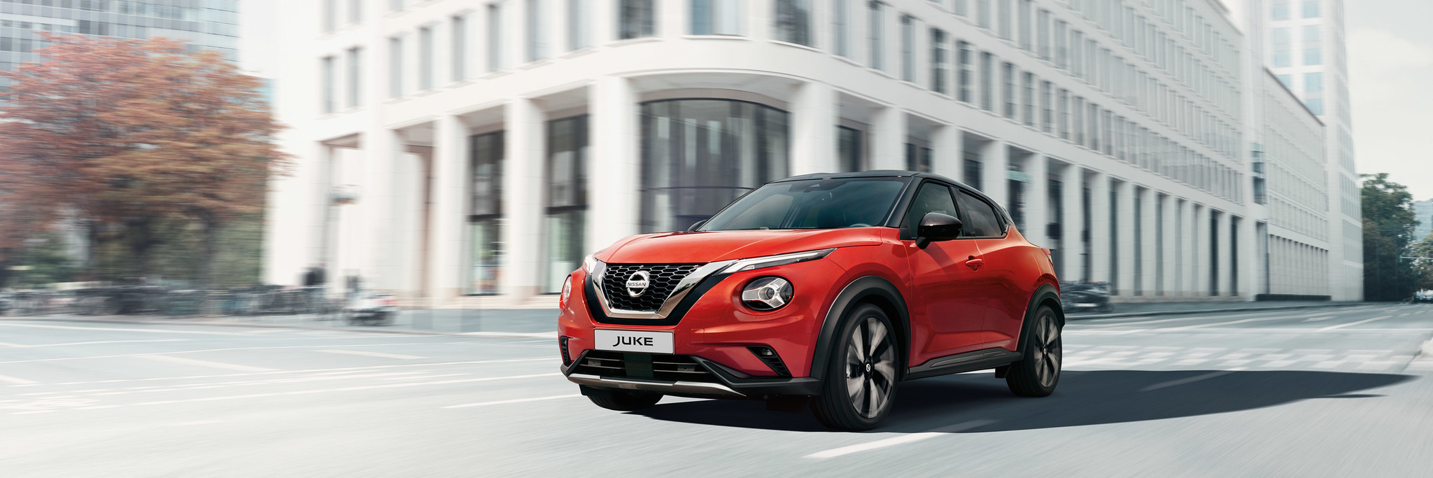 Nya Nissan Juke - Crossover-coupén